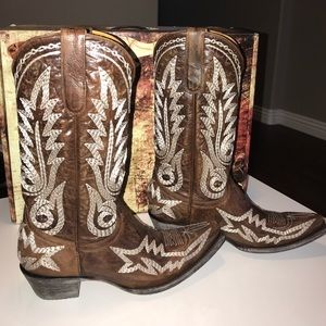 Old Gringo Nevada Heavy boots *never worn*