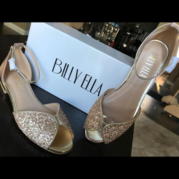 fce7fd1f0782 Billy Ella Jeni Flats from BHLDN