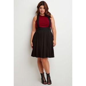 Overall Flowy Dress
