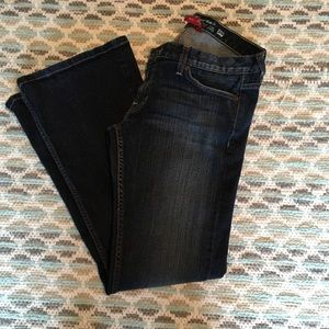 Guess foxy flare jeans.