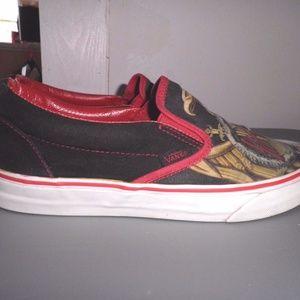 245f7082de4c Vans Shoes - Vans Slayer Slip On Canvas Shoes M 7.5  W9.0