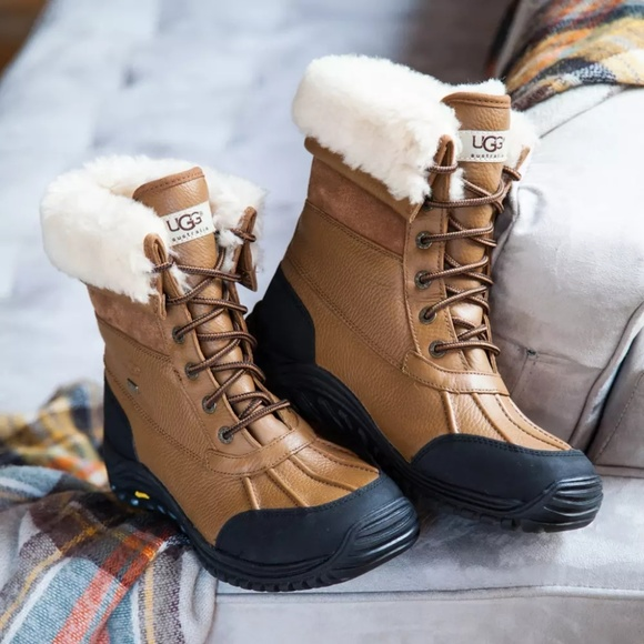 UGG Adirondack II Winter Boot in Otter 9