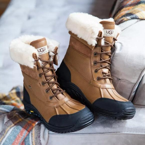ugg otter adirondack boots