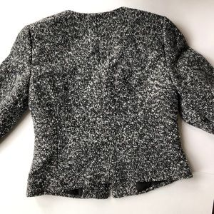Ann Taylor Jackets & Coats - Ann Taylor Wool Jacket w/Pockets; size 0; NWT