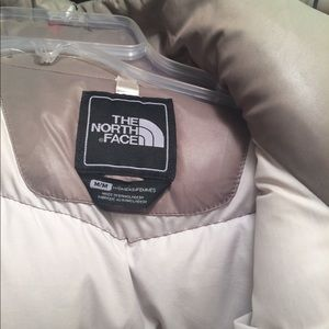 d9b8ac0a82 The North Face Jackets   Coats - THE NORTH FACE 007 Down Jacket Tan