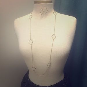 Jewelry - NEW necklace & earring set