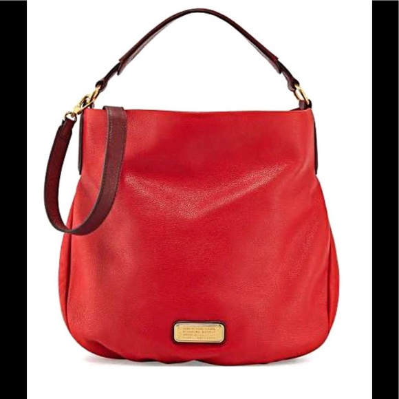 ba94501064e Marc By Marc Jacobs Bags | Sale Q Hillier Hobo Bag Red | Poshmark