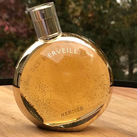 Wpnk0o Poshmark Parfum Merveilles Hermes Eau Makeupl Ambre New De Des uKFc315lTJ