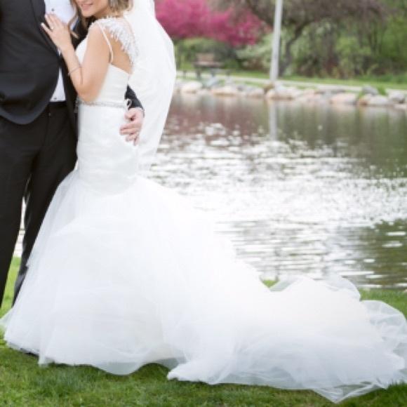 Alvina Valenta Dresses | Wedding Dress | Poshmark