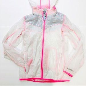 NIKE Girl's Light Athletic Jacket