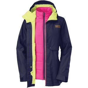 The North Face Shadow Triclimate Jacket