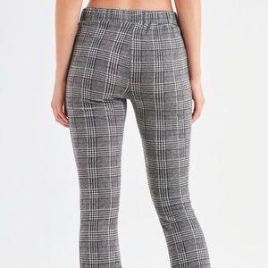 aa34a94efb57 Urban Outfitters Pants - UO plaid kick flare pant