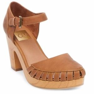 Dolce Vita Brynna Platform Mary Jane Shoes
