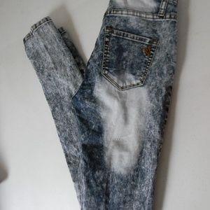 Denim - VIP High Waist Skinny Jean