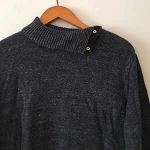 gap tunic sweater