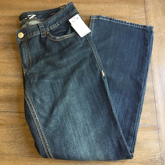 b465a05bd7c4c Seven7 Luxe Bootcut jeans size 18
