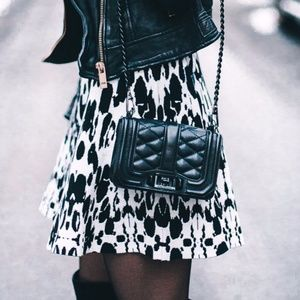 Rebecca Minkoff small black purse