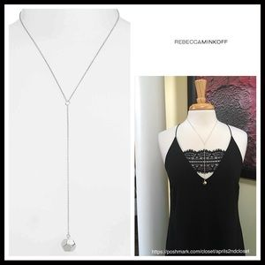 REBECCA MINKOFF❤️GIFT PERFECT❤️Long Geo Necklace