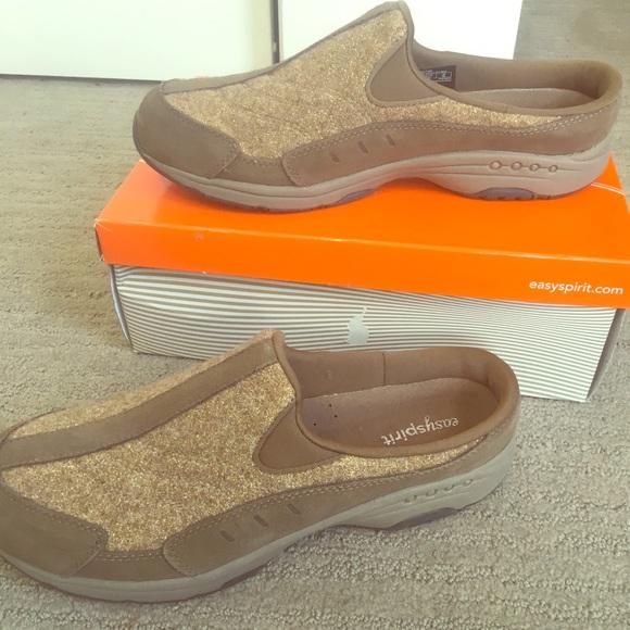 f78f58abed63b9 Easy Spirit Shoes   Easyspirit Traveltime 230 Athletic Mules   Poshmark