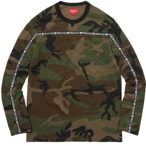 Supreme tape stripe thermal