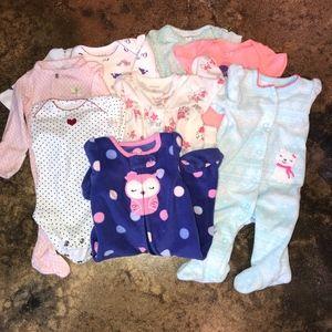 Newborn onesies!
