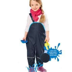 Other - Boutique kid's wind and rain overall pants 2T
