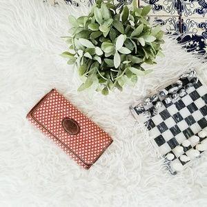 Handbags - Leather embroidered & handmade Guatemala wallet