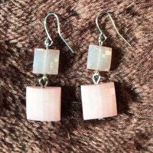 Jewelry - Pink earrings