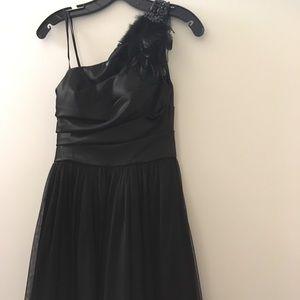 Aidan Mattox petite dress XS Black