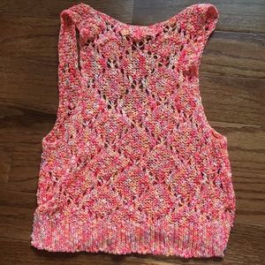 Urban Outfitters Tops - Urban Outfitters Knit Crop Top
