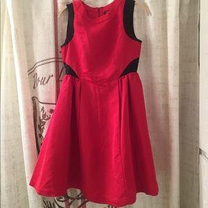 Prabal Gurung Red Dress