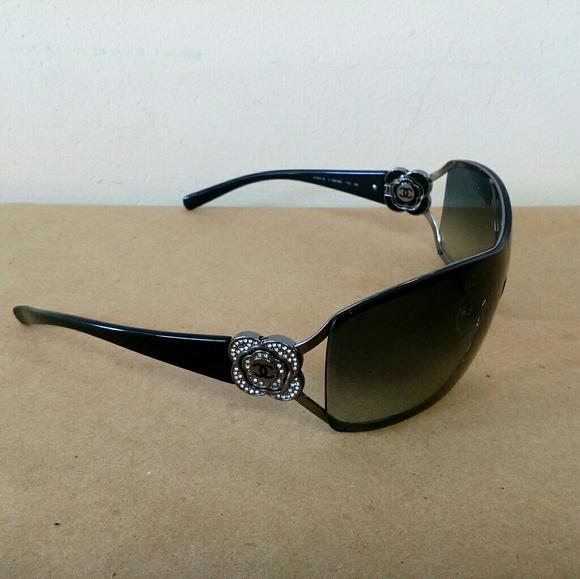 5e90ebdba764 CHANEL Accessories - CHANEL 4164 Shield Sunglasses