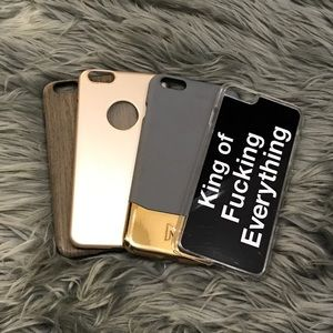 Accessories - iPhone 6 Plus Case Bundle