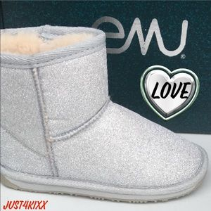 New Emu Girls Boots 💋💋💋