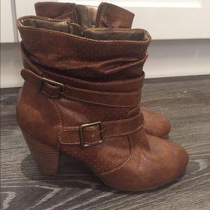Mudd booties