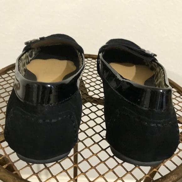 Joan & David Shoes - Joan & David black loafers. 8m