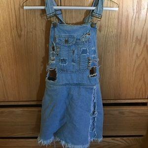 Carmar Denim overalls