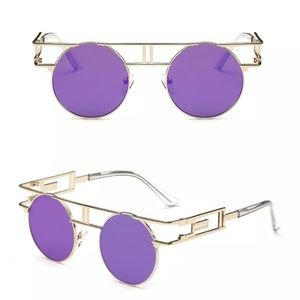 Accessories - 1DAYSALE!✨Technologic Purple Polarized Sunglasses