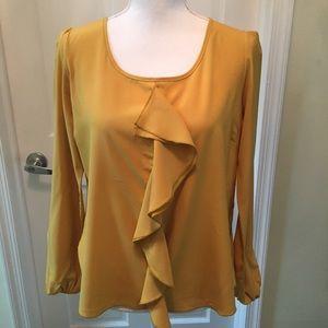 Pearl blouse size medium.