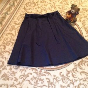 NWOT ladies a line skirt in size 8 from Landsend