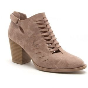 Shoes - The Monroe Bootie