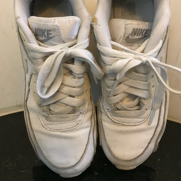 Nike Air Max sneakers White size 5.5 youth