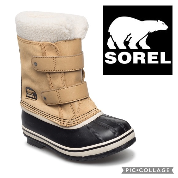 7788f0232d345 NWT Sorel 1964 Pac Strap Boots  Curry  10