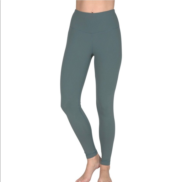 7f0be1f0d073df 90 Degree By Reflex Pants - High Waist Power Flex Leggings