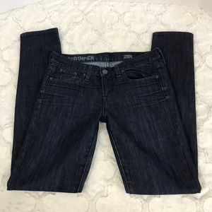 J crew toothpick 28R jeans blue jeans skinny