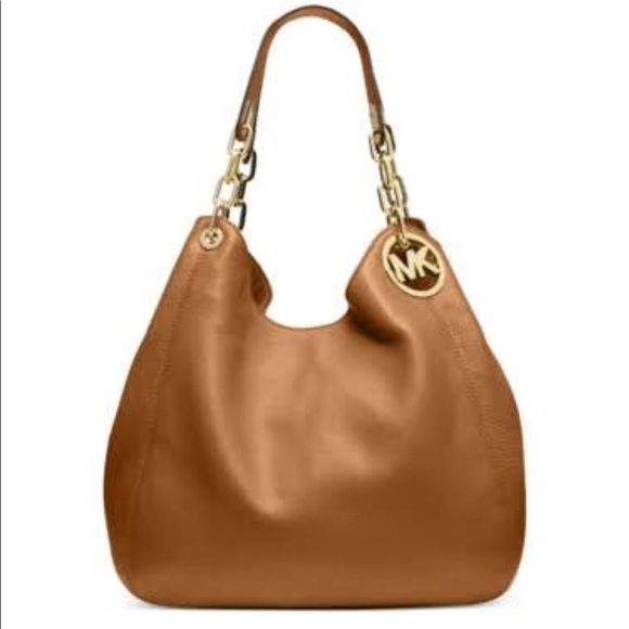 92434fbee333 Michael Kors Bags | Final Price Bnwt Large Fulton | Poshmark