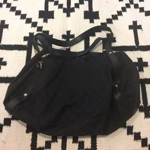Gucci Bags - Gucci black buckle purse