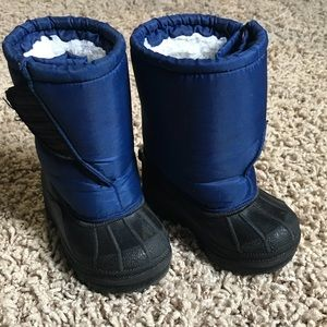 Other - Size 5 baby/toddler boy snow boots