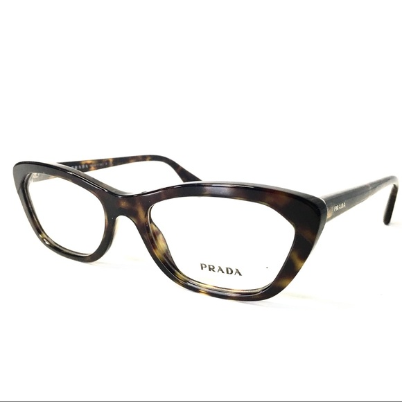 c49bdd83bb33 Prada Accessories - Prada Tortoise Eyeglasses New Cat Eye