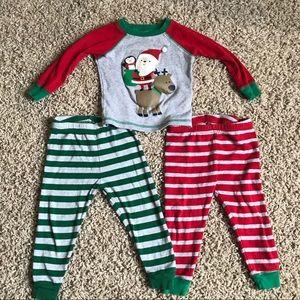 Other - 18 month Christmas pajamas